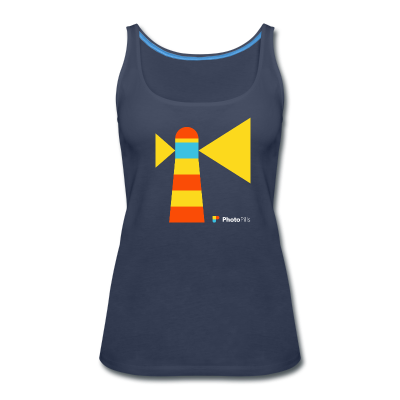 Lighthouse Women Tank Top