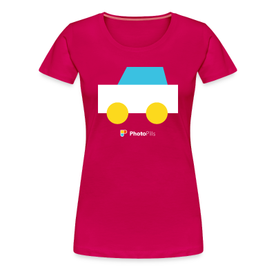 Car Women T-Shirt