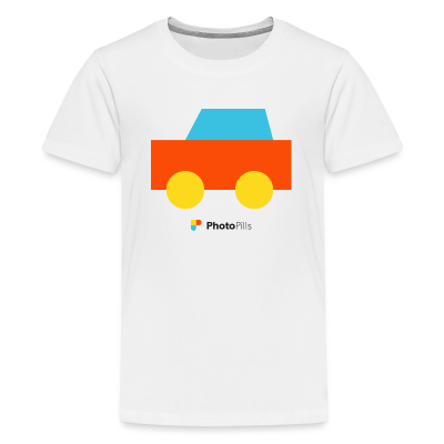 Car Kids T-Shirt