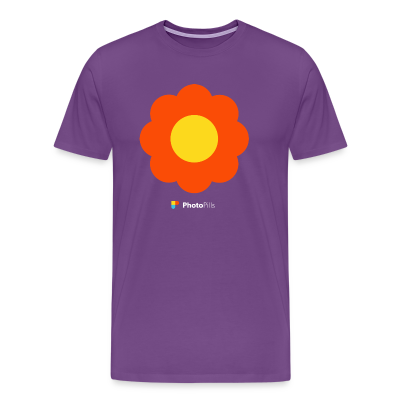 Flower Power Men T-Shirt