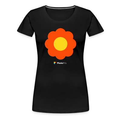 Flower Power Women T-Shirt