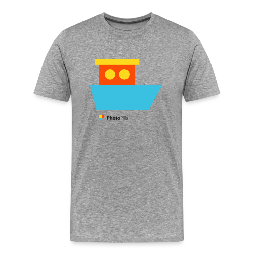 Shipwrecks Men T-Shirt