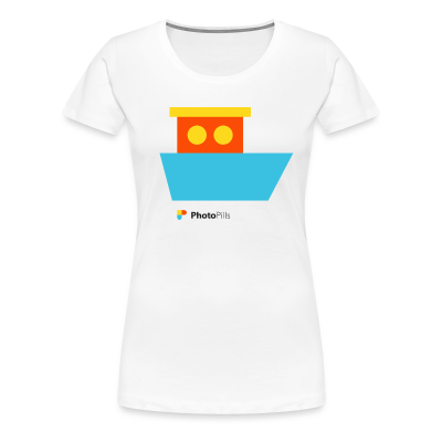 Shipwrecks Women T-Shirt