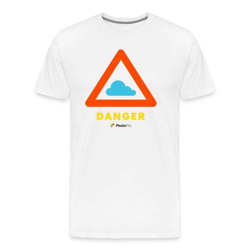 Danger clouds Men T-Shirt