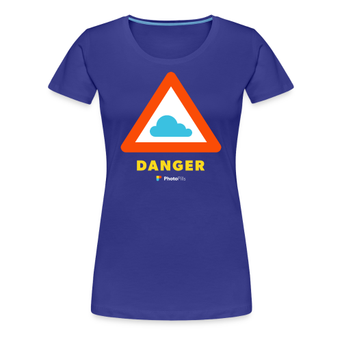 Danger clouds Women T-Shirt