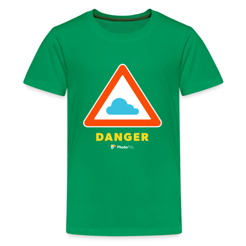 Danger clouds Kids T-Shirt