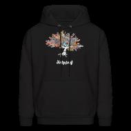 Hoodies ~ Men's Hooded Sweatshirt ~ AUTUMN HOODIE