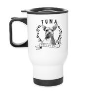 Mugs & Drinkware ~ Travel Mug ~ Tuna Crest Travel Mug