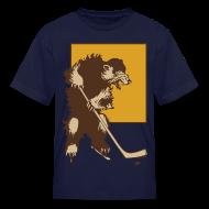 Kids' Shirts ~ Kids' T-Shirt ~ Vintage Boston Hockey