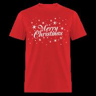 T-Shirts ~ Men's T-Shirt ~ Merry Christmas