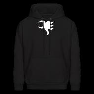 Hoodies ~ Men's Hooded Sweatshirt ~ Yawë - Elf Friend (Unisex)