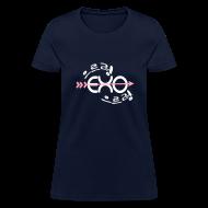 Women's T-Shirts ~ Women's T-Shirt ~ exo typo Women's T-Shirt