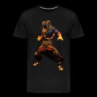 T-Shirts ~ Men's Premium T-Shirt ~ Smite Agni Men's T-shirt