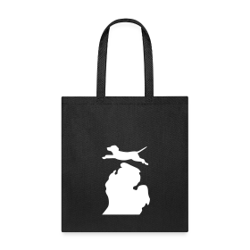 Labrador Retriever Bark Michigan  bag