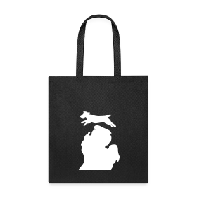 Jack Russell Bark Michigan bag