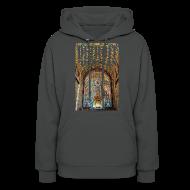 Hoodies ~ Women's Hooded Sweatshirt ~ Guardian Building
