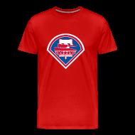 T-Shirts ~ Men's Premium T-Shirt ~ Men's Baseball Shirt