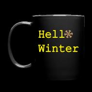 Accessories ~ Full Color Mug ~ Hello Winter Full Color Mug