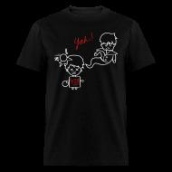 T-Shirts ~ Men's T-Shirt ~ Episode 130 Reincarnation: Jongkook (Ver.2)