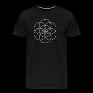 T-Shirts ~ Men's Premium T-Shirt ~ Seed of Life