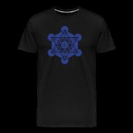 T-Shirts ~ Men's Premium T-Shirt ~ Metatrons Cube