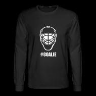 Ball Hockey Goalie T-shirt