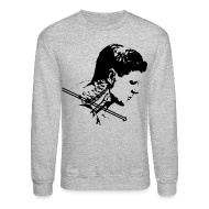 Long Sleeve Shirts ~ Men's Crewneck Sweatshirt ~ Article 101066944