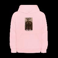 Sweatshirts ~ Kids' Hooded Sweatshirt ~ Detroit Guardian