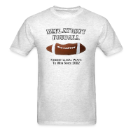 T-Shirts ~ Men's T-Shirt ~ Deflatriot football