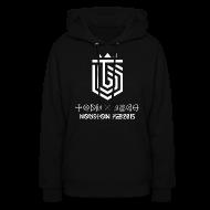 Hoodies ~ Women's Hooded Sweatshirt ~ Topp Dogg HTX 2015