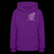Hoodies ~ Women's Hooded Sweatshirt ~ SOS / No Medical Org 2 Sided