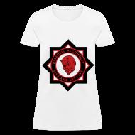 Women's T-Shirts ~ Women's T-Shirt ~ Diabolic Alcoholic Devil