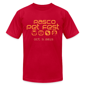Pasco Pet Fest - Men's T-Shirt