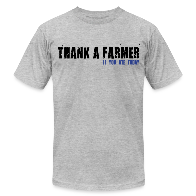 Thank A Farmer - Mens T-Shirt
