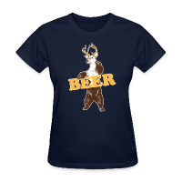 BEAR + DEER = BEER