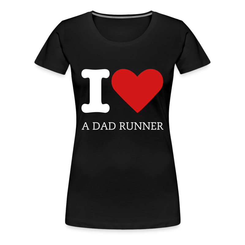 I Love a Dad Runner
