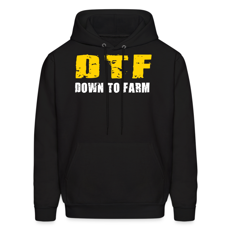 DTF - Down To Farm Hoodie