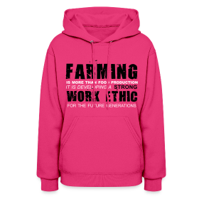Strong work ethic : Hoodie