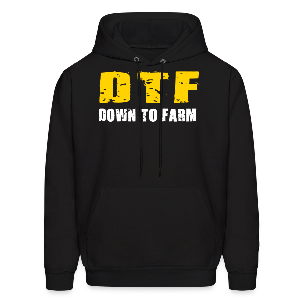 DTF - Down To Farm Hoodie :LP