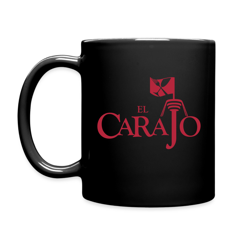 El Carajo Coffee Mug