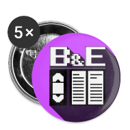 B&E Logo Buttons