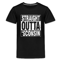 STRAIGHT OUTTA u2018SCONSIN