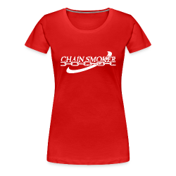 Chain Smoker Disc Golf Shirt - Women's