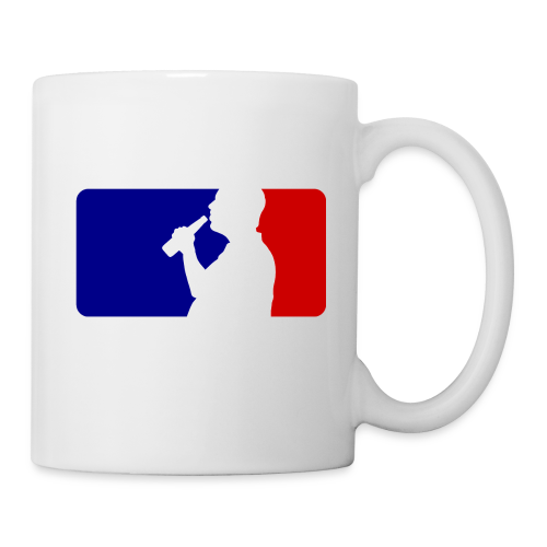 MAJOR LEAGUE DRINKING LOGO