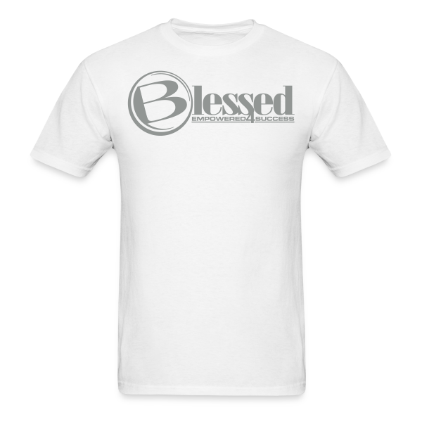 Mens Blessed Circle - Light