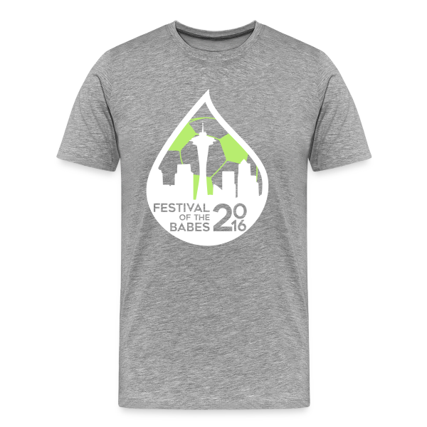 Official FOB 26 Tournament Tee | Seattle 2016