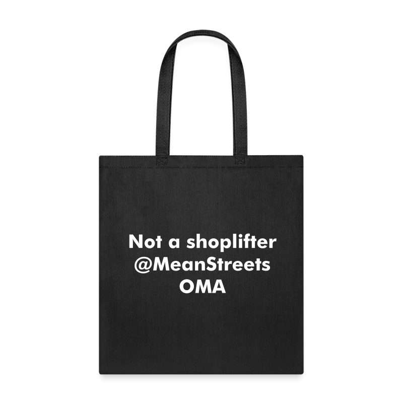 Not a shoplifter