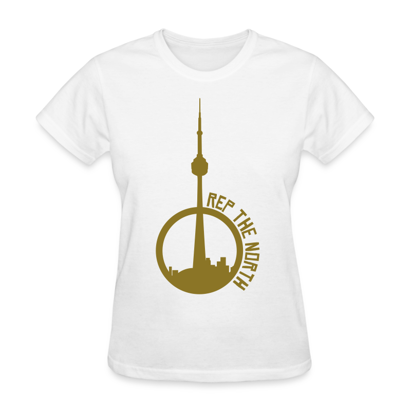 Rep The Skyline - Women's T-Shirt