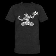 T-Shirts ~ Unisex Tri-Blend T-Shirt by American Apparel ~ Spirit Roads