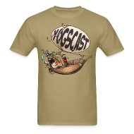 T-Shirts ~ Men's Standard Weight T-Shirt ~ Mens Tee: Airship